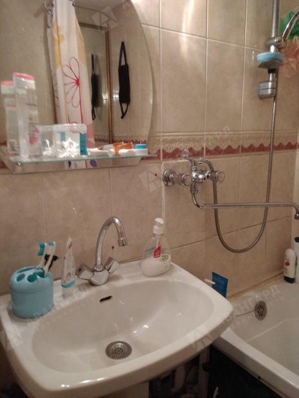 1-комнатная квартира, Гражданский пр-кт, 118 - фото 10