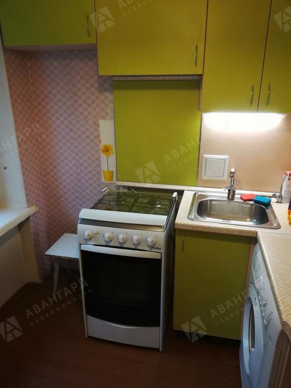 1-комнатная квартира, Железнодорожная ул, 42 - фото 1