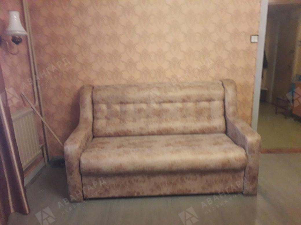 1-комнатная квартира, Морская наб, 45 - фото 2