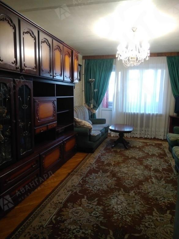 2-комнатная квартира, Стачек пр-кт, 83 - фото 2