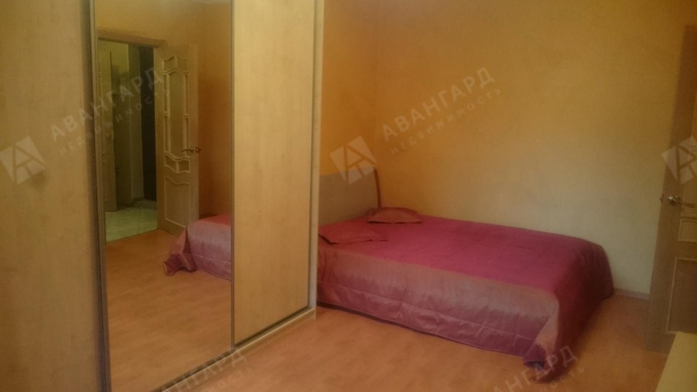 1-комнатная квартира, Ленинский пр-кт, 75к1 - фото 1