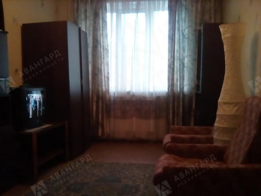 1-комнатная квартира, Дмитрия Устинова ул, 5 - фото 1