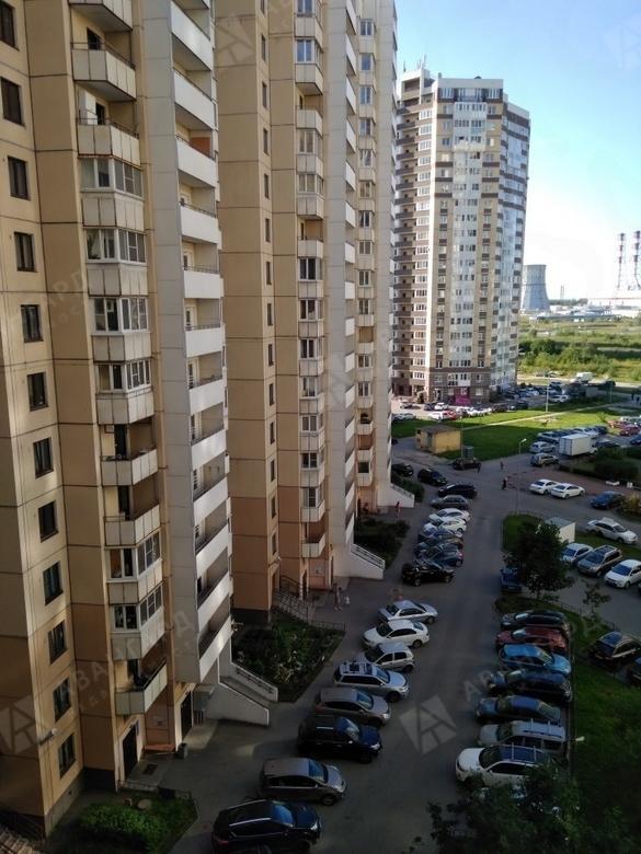 3-комнатная квартира, Ленинский пр-кт, 72к1 - фото 16