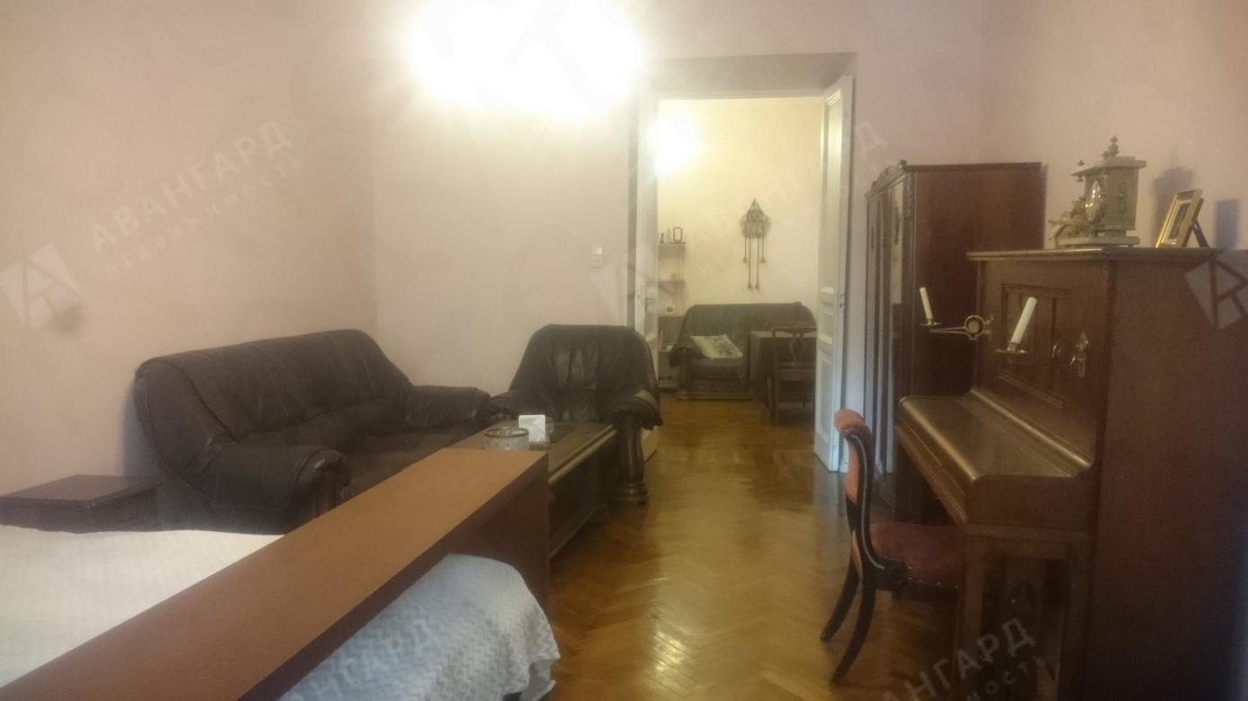 2-комнатная квартира, Реки Фонтанки наб, 24 - фото 2