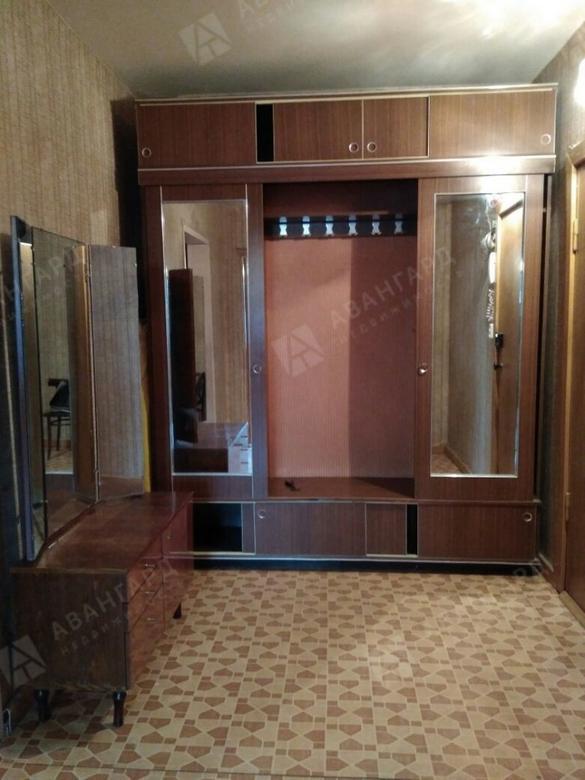 2-комнатная квартира, Кораблестроителей ул, 37к4 - фото 10