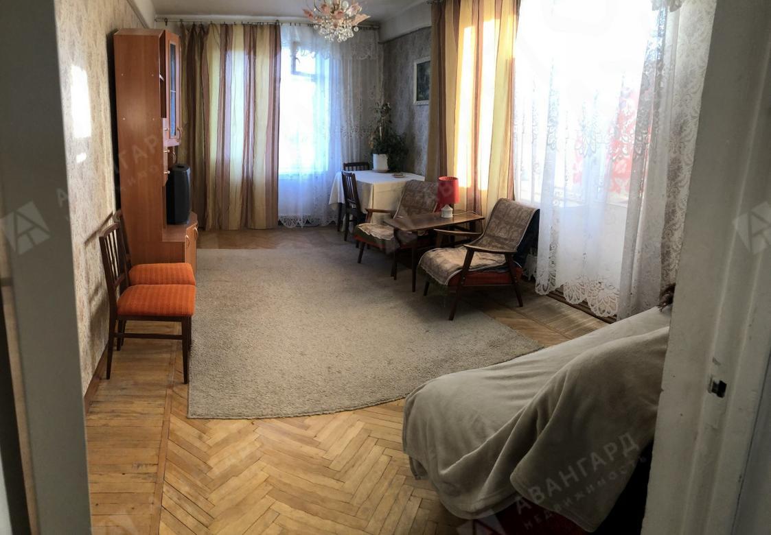 2-комнатная квартира, Гражданский пр-кт, 94к1 - фото 1