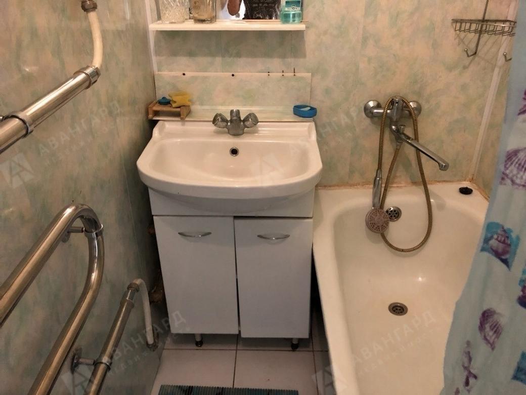 2-комнатная квартира, Юрия Гагарина пр-кт, 20к4 - фото 9