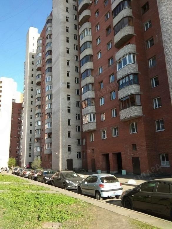 2-комнатная квартира, Ветеранов пр-кт, 114к3 - фото 14