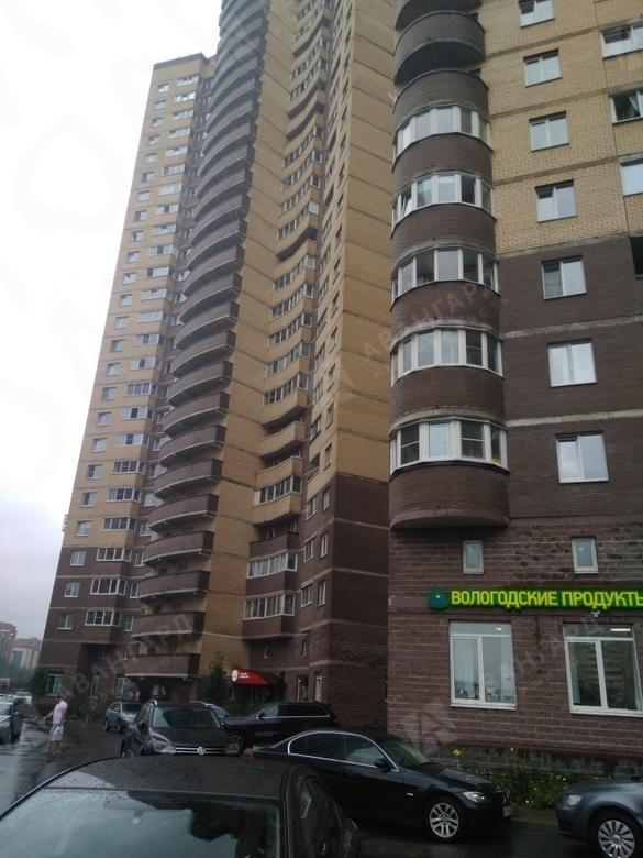 2-комнатная квартира, Кузнецова пр-кт, 12к2 - фото 12