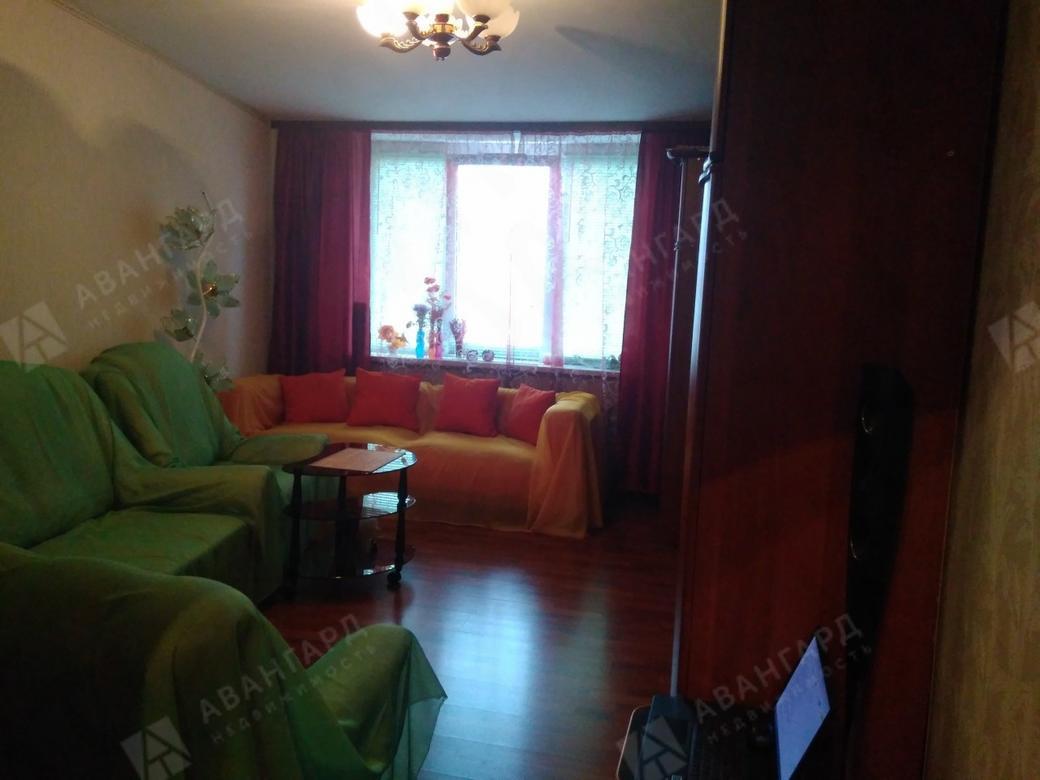 2-комнатная квартира, Кузнецова пр-кт, 12к2 - фото 1