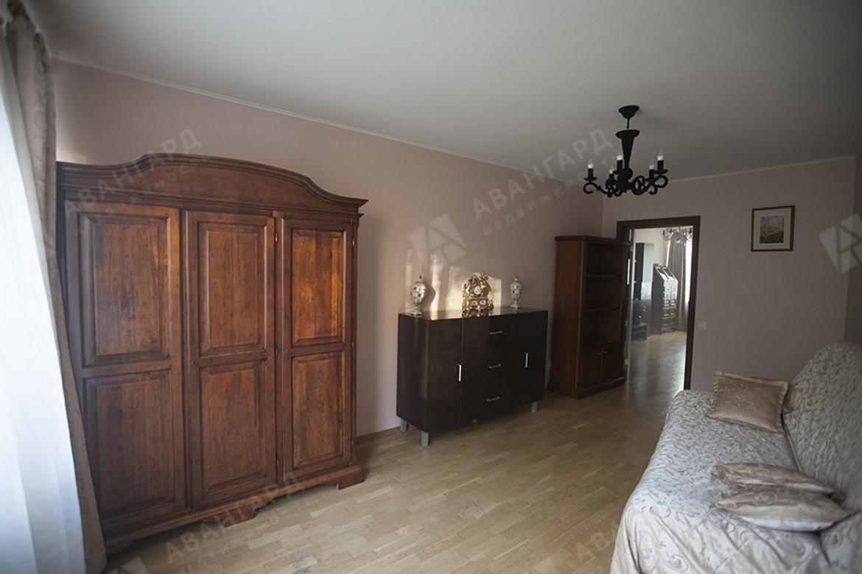 3-комнатная квартира, Парашютная ул, 4 - фото 1