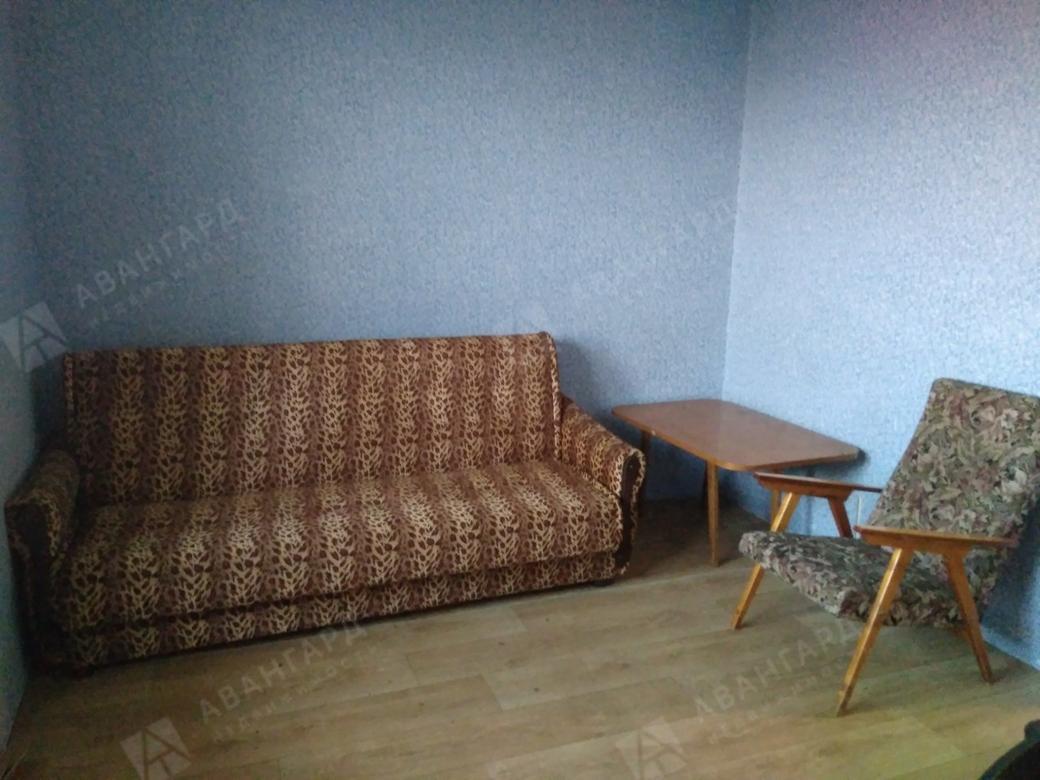 1-комнатная квартира, Школьная ул, 11к1 - фото 1
