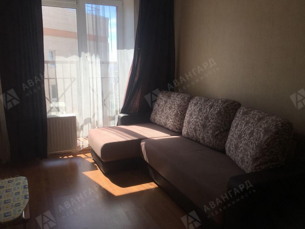 1-комнатная квартира, Учительская ул, 18к1 - фото 1