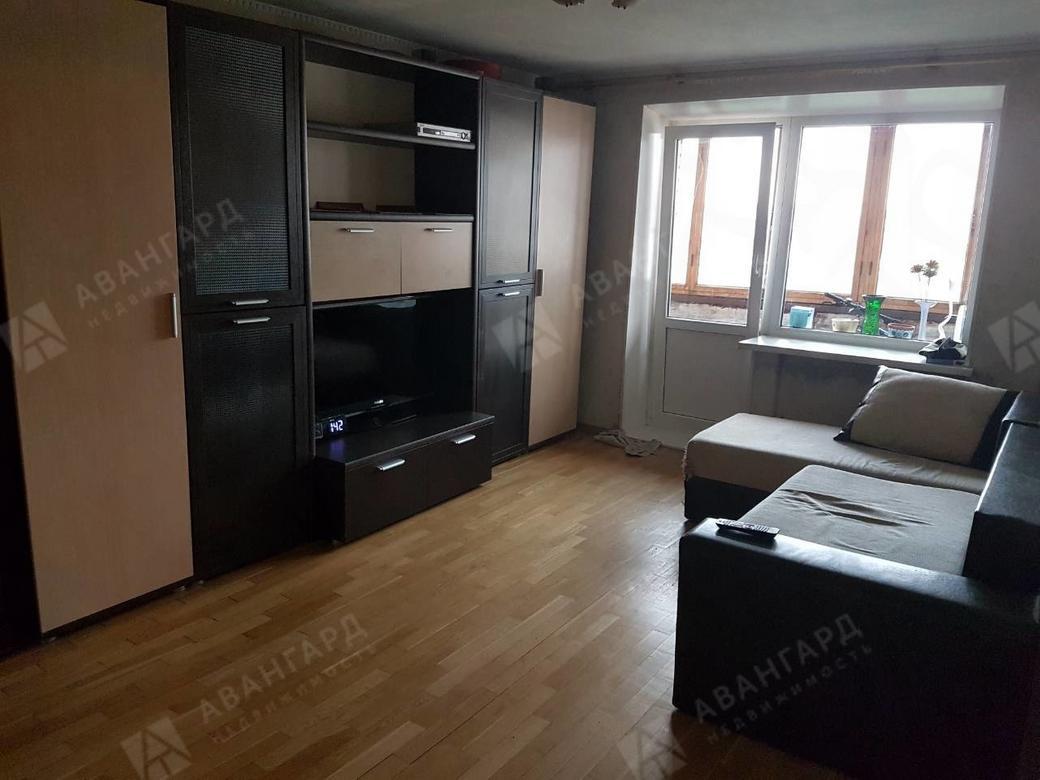 1-комнатная квартира, Маршала Казакова ул, 10к1В - фото 1