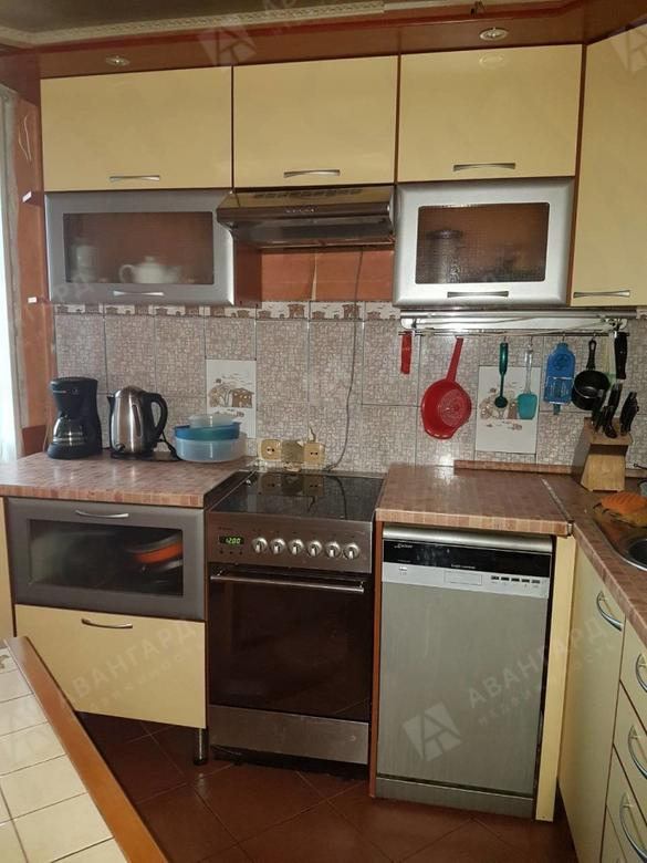 1-комнатная квартира, Маршала Казакова ул, 10к1В - фото 2