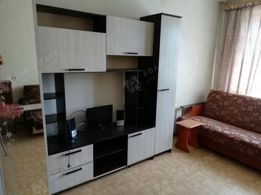 1-комнатная квартира, Котина ул, 6к1 - фото 1