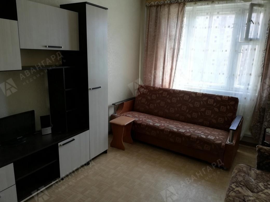 1-комнатная квартира, Котина ул, 6к1 - фото 2