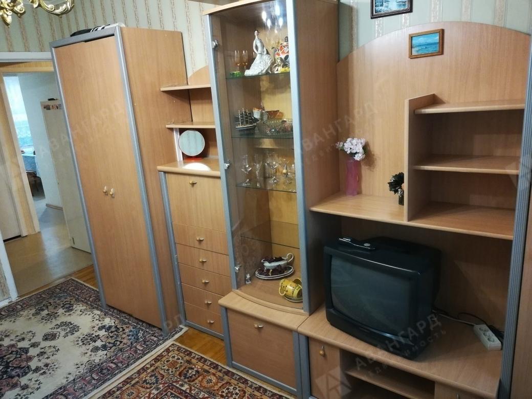 1-комнатная квартира, Культуры пр-кт, 11к3 - фото 1