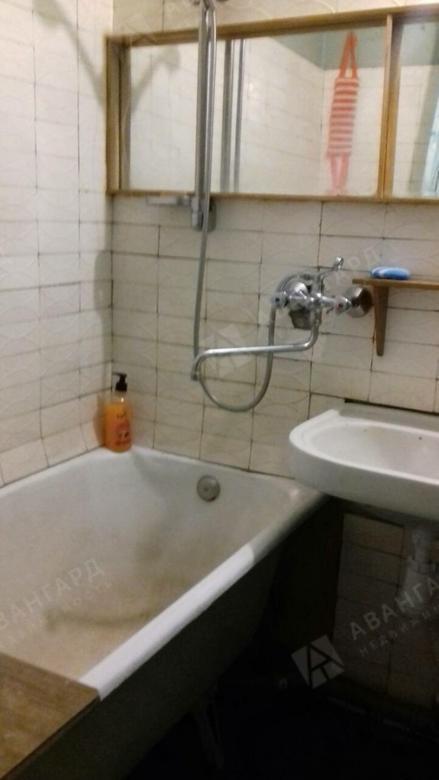 1-комнатная квартира, Луначарского пр-кт, 80к2 - фото 9