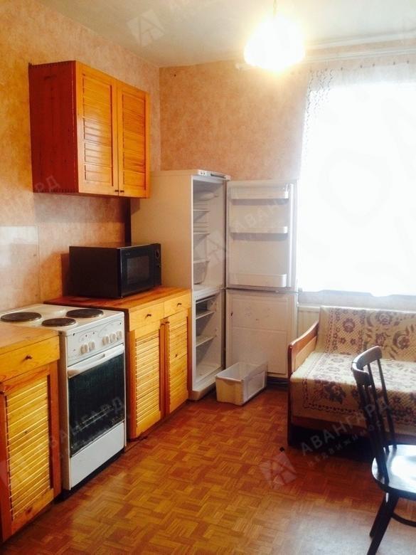1-комнатная квартира, Генерала Симоняка ул, 4к2 - фото 1