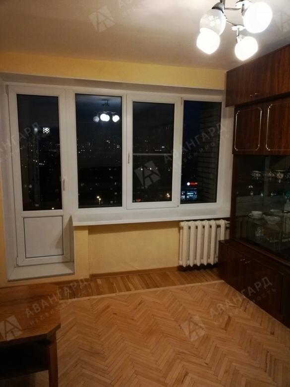 1-комнатная квартира, Новоизмайловский пр-кт, 69 - фото 1