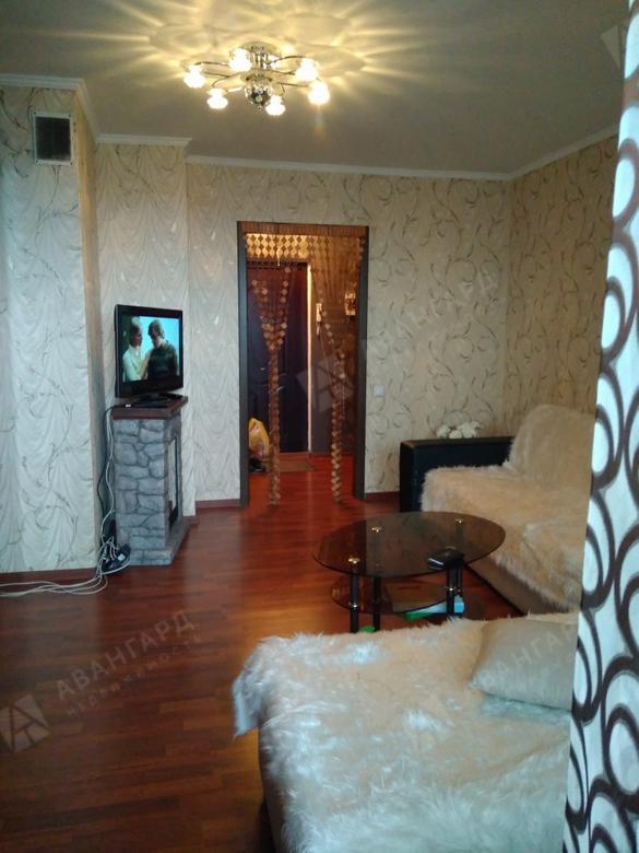 1-комнатная квартира, Пулковское ш, 36к4 - фото 1