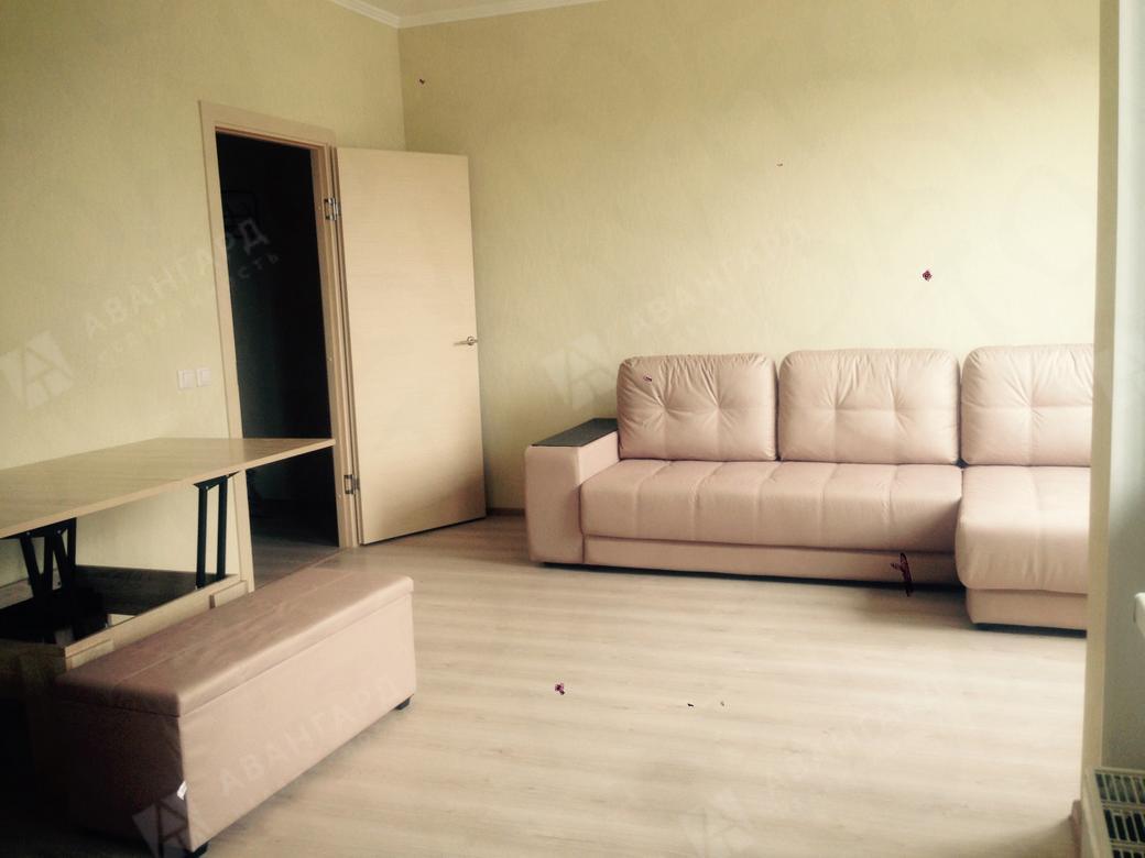 1-комнатная квартира, Ясная ул, 9к1 - фото 1