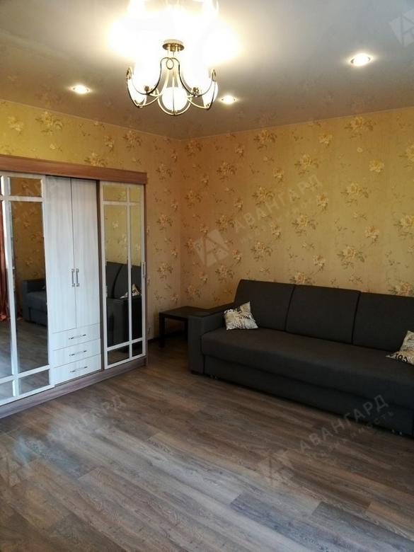 1-комнатная квартира, Дачный пр-кт, 21к1 - фото 1