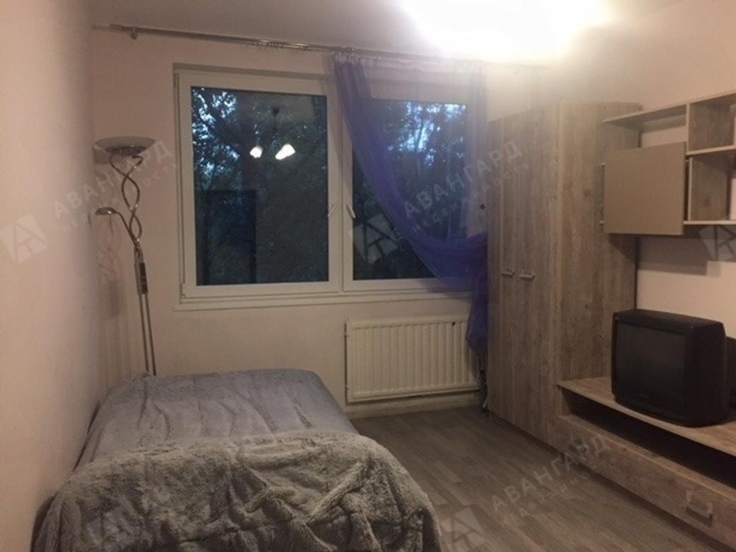 1-комнатная квартира, Руднева ул, 13к1 - фото 1