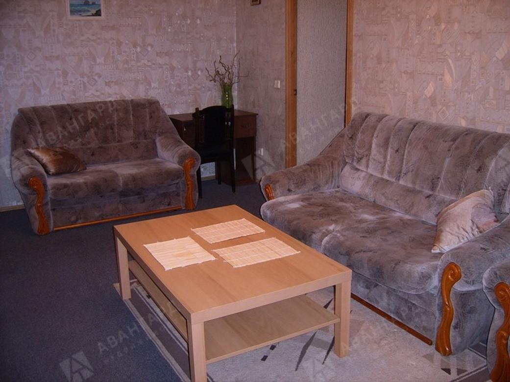 1-комнатная квартира, Новоизмайловский пр-кт, 4 - фото 1