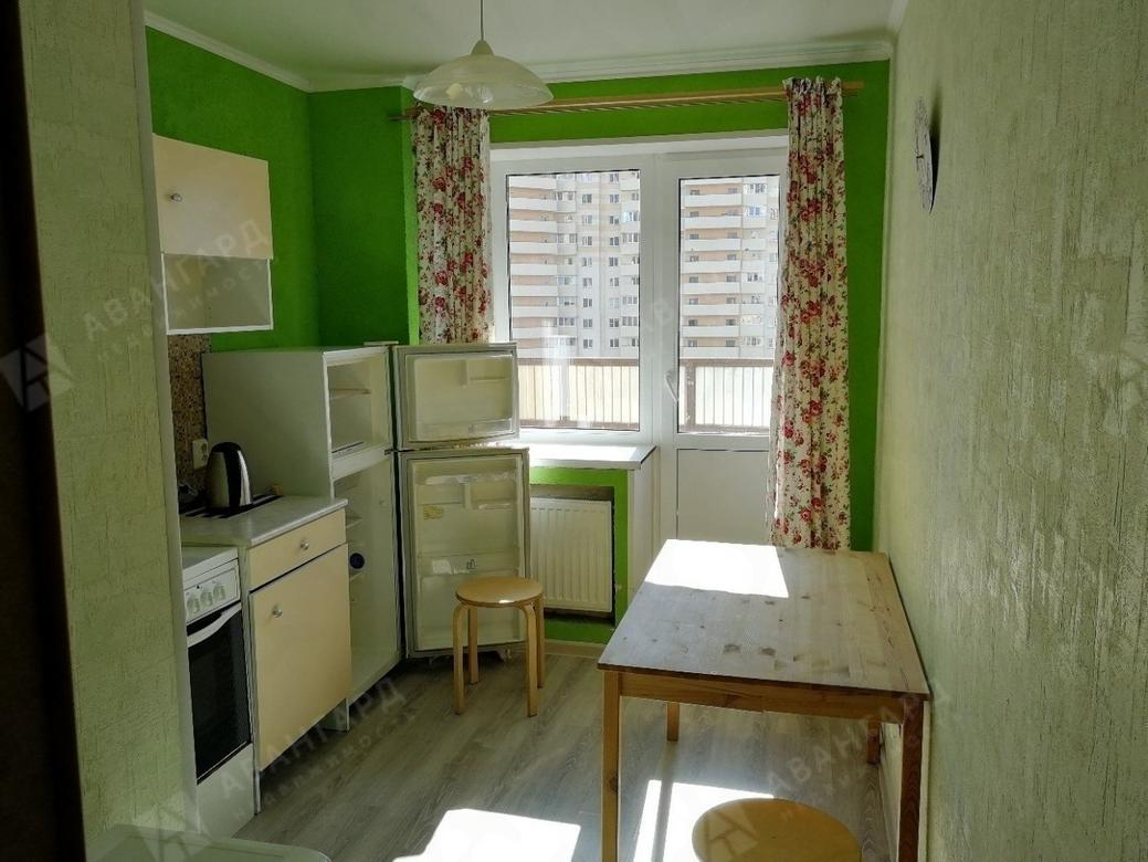 1-комнатная квартира, Окуловская ул, 7к2 - фото 1