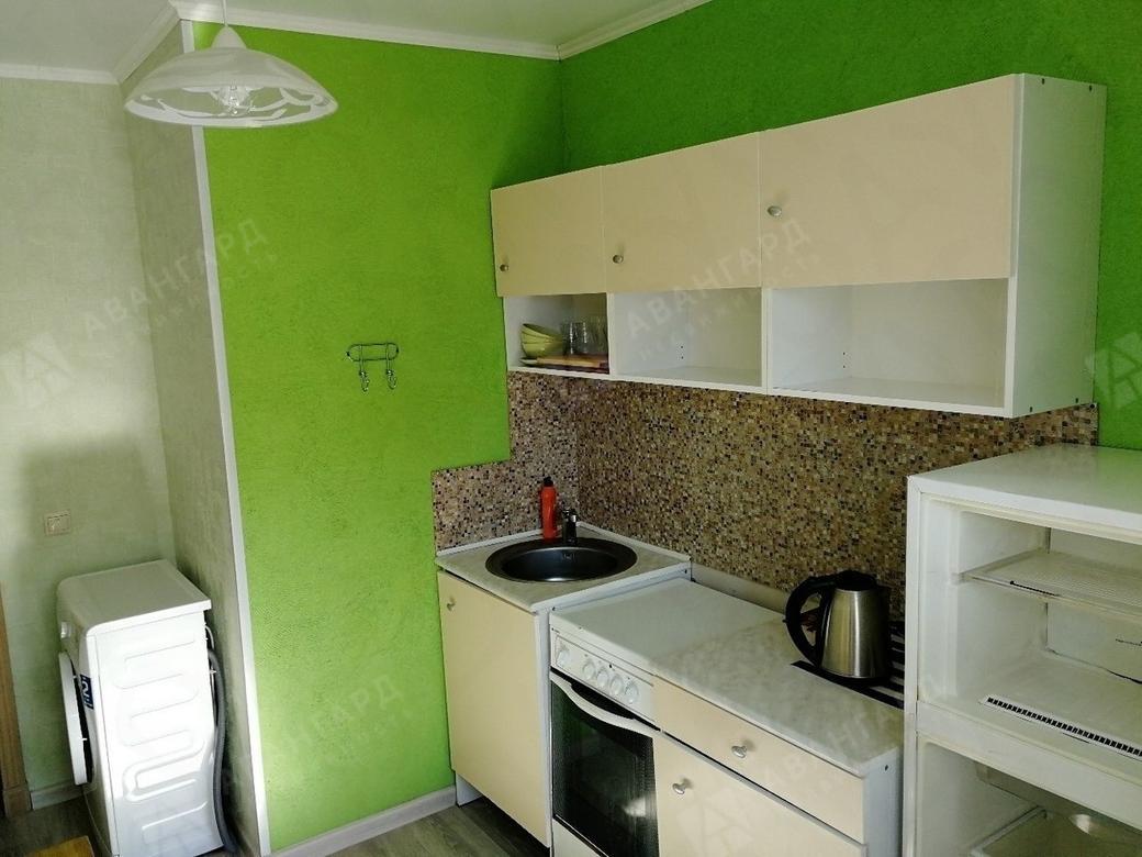 1-комнатная квартира, Окуловская ул, 7к2 - фото 2