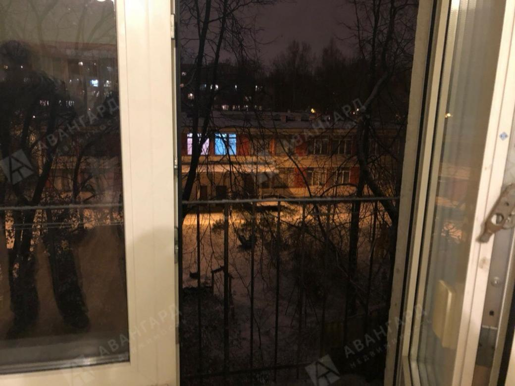 1-комнатная квартира, Гражданский пр-кт, 75к4 - фото 6