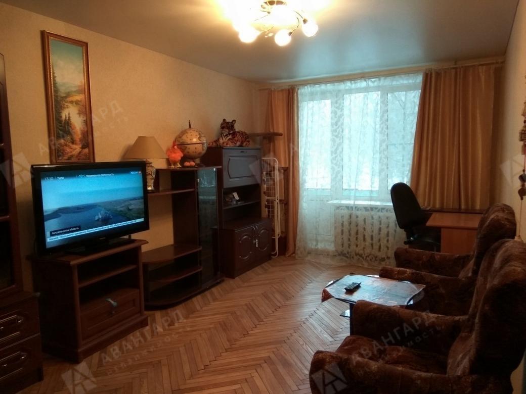 3-комнатная квартира, Стойкости ул, 14 - фото 1