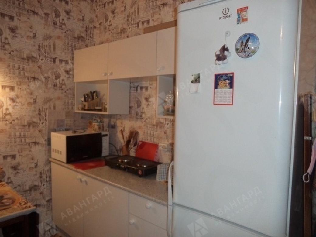2-комнатная квартира, Большой В.О. пр-кт, 11 - фото 1