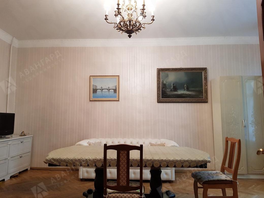 2-комнатная квартира, Фурштатская ул, 17 - фото 1