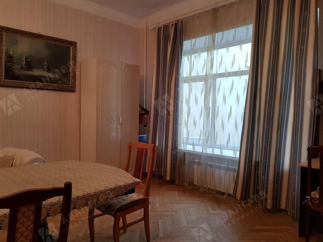 2-комнатная квартира, Фурштатская ул, 17 - фото 2