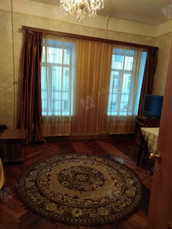1-комнатная квартира, Измайловский пр-кт, 7 - фото 1