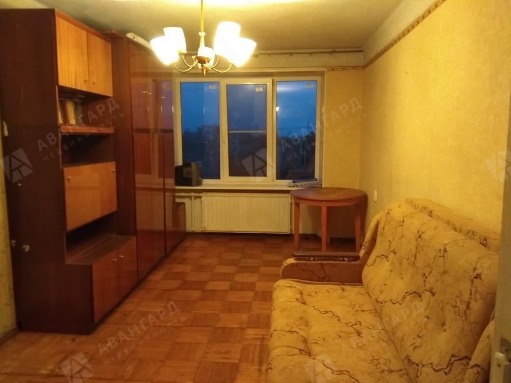 1-комнатная квартира, Замшина ул, 25к2 - фото 1