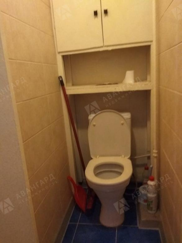 1-комнатная квартира, Замшина ул, 25к2 - фото 12