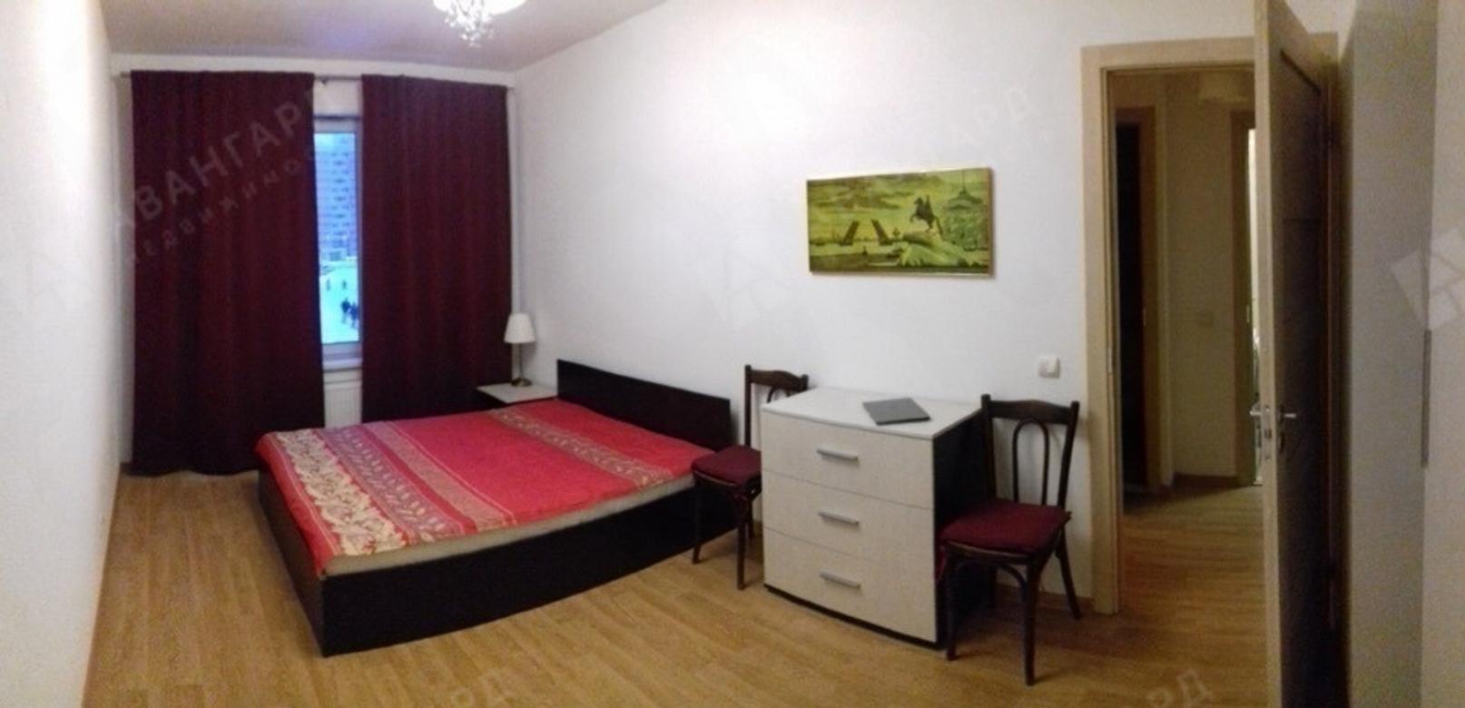 1-комнатная квартира, Воронцовский б-р, 4 - фото 2