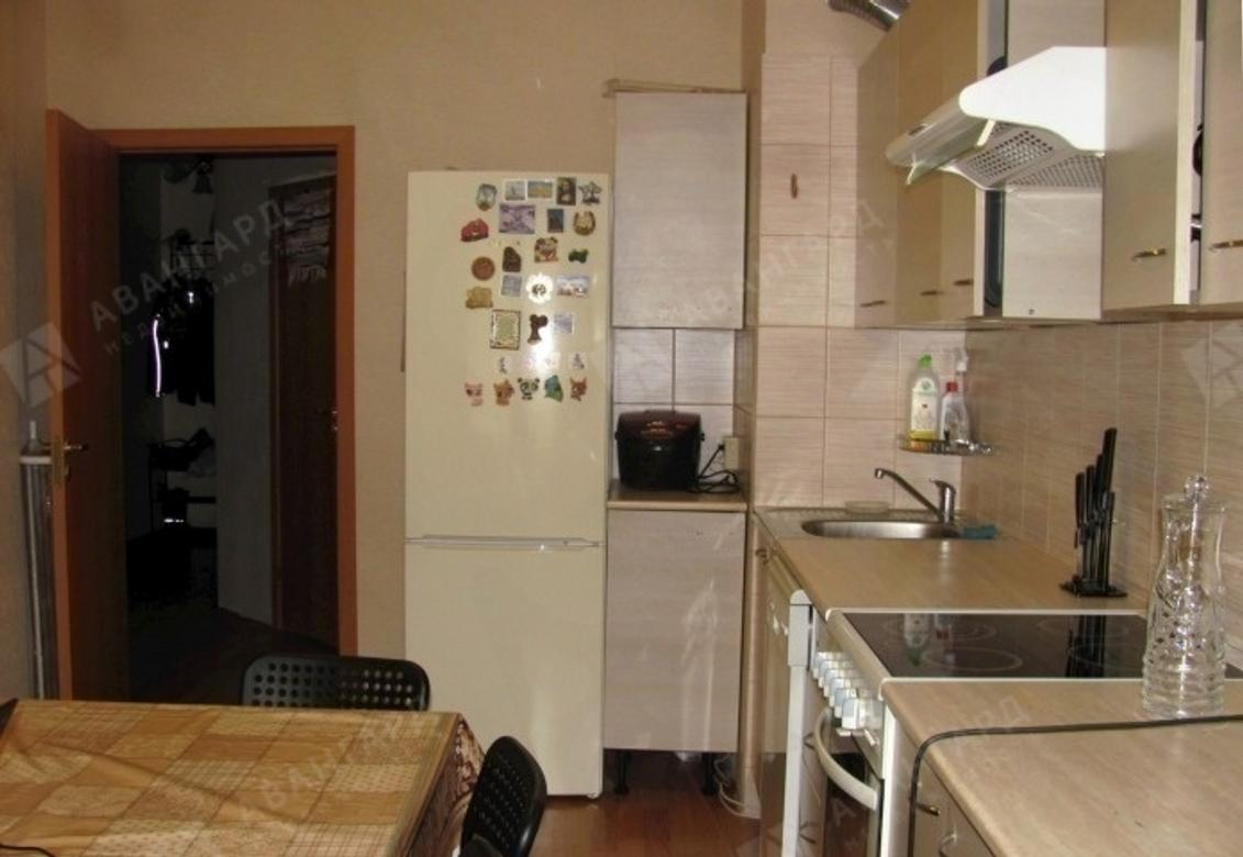 2-комнатная квартира, Фёдора Абрамова ул, 18к1 - фото 2