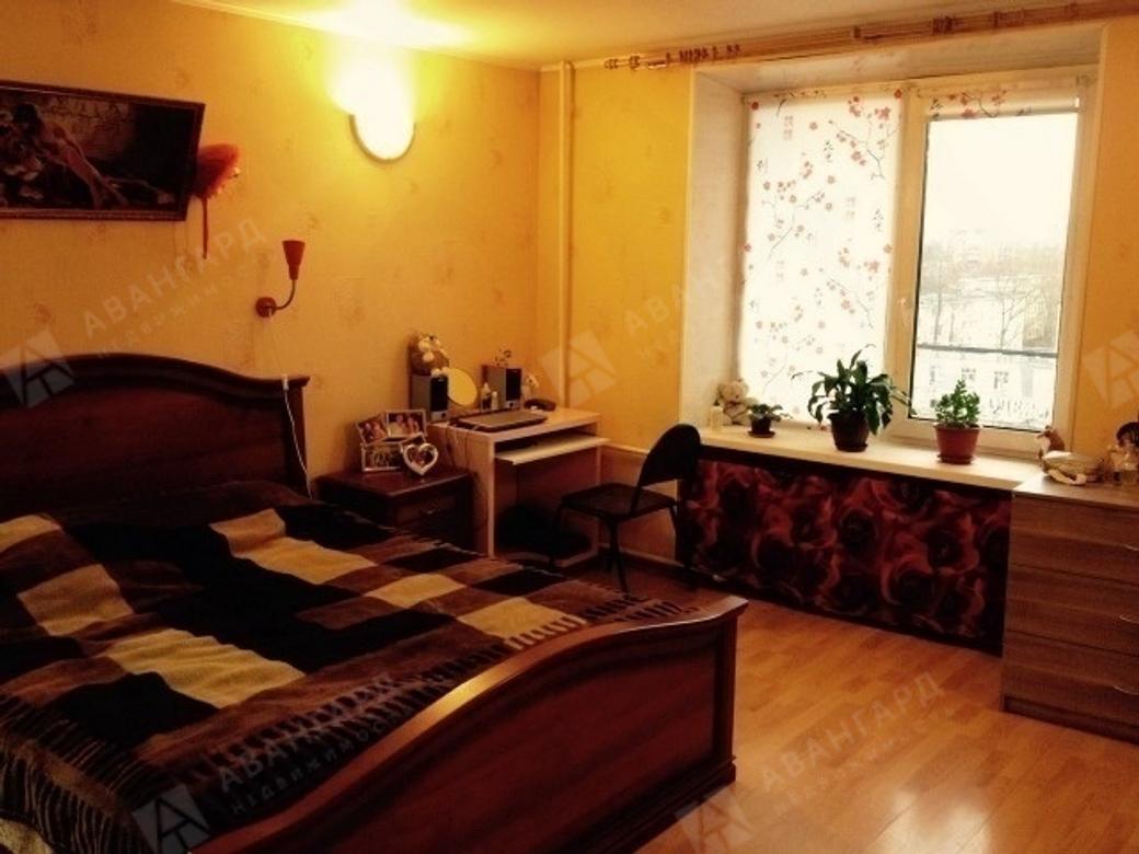 2-комнатная квартира, Художников пр-кт, 27к1 - фото 1