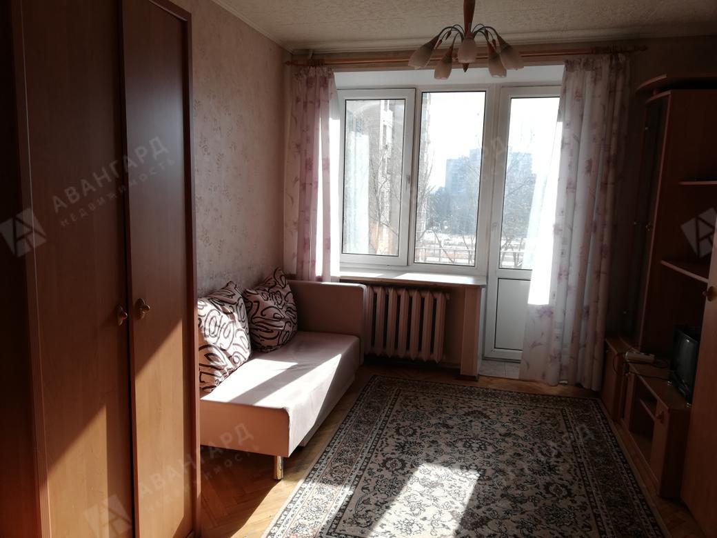 1-комнатная квартира, Витебский пр-кт, 63 - фото 2