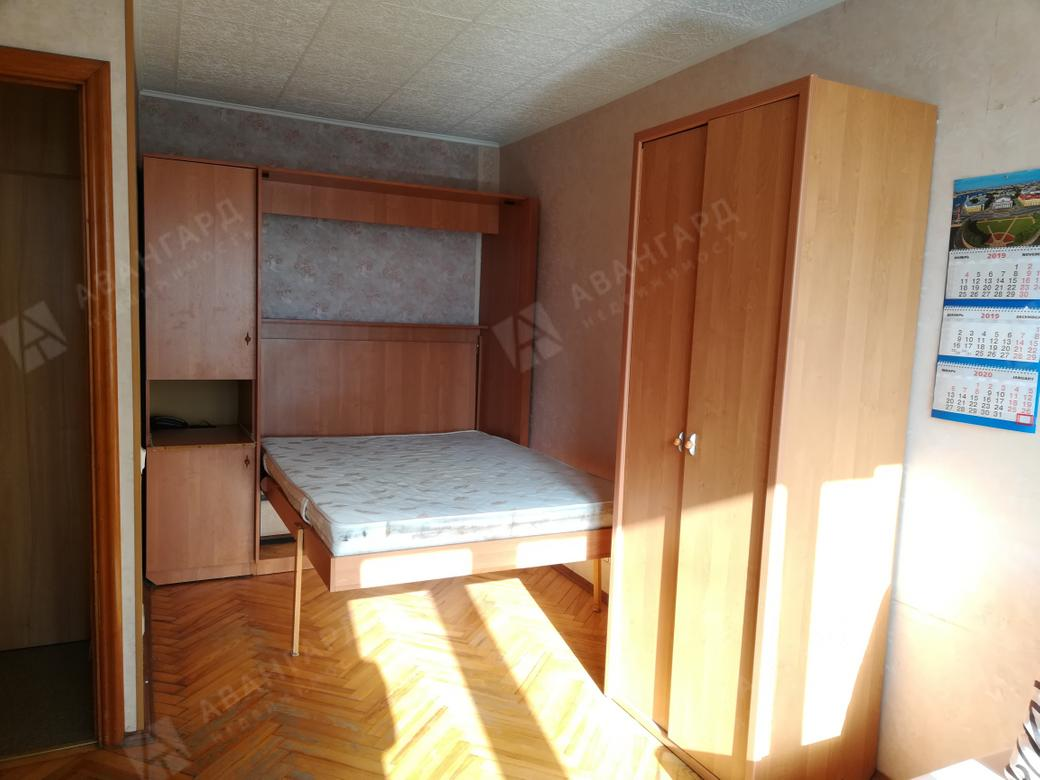 1-комнатная квартира, Витебский пр-кт, 63 - фото 1