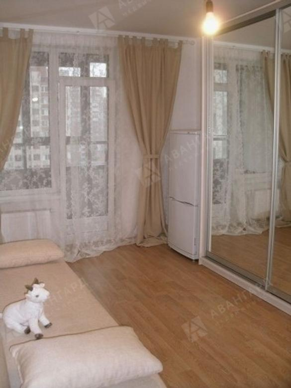 1-комнатная квартира, Ленинский пр-кт, 115к2 - фото 2