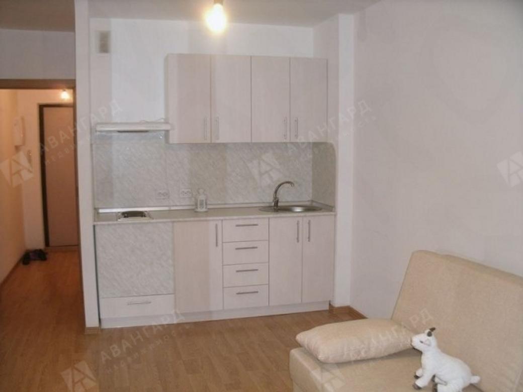 1-комнатная квартира, Ленинский пр-кт, 115к2 - фото 1