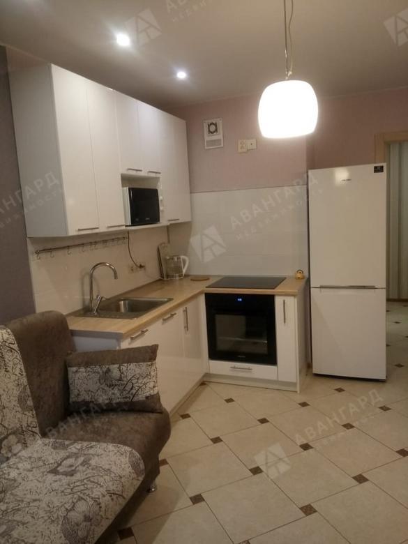 1-комнатная квартира, Шкапина ул, 9-11 - фото 1