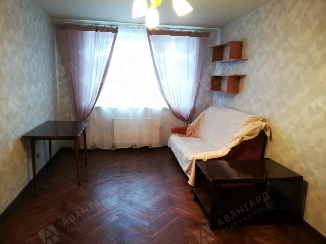 2-комнатная квартира, Культуры пр-кт, 11к1 - фото 1