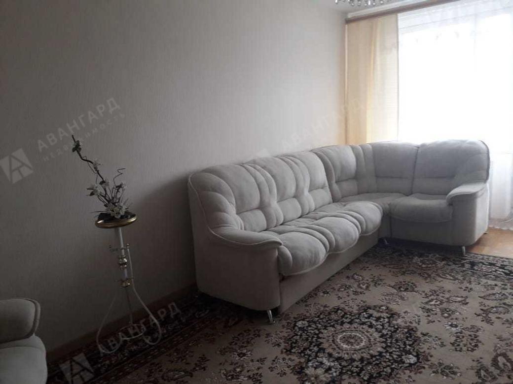 2-комнатная квартира, Луначарского пр-кт, 68к2 - фото 2